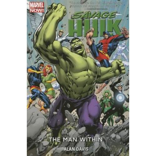 Savage Hulk 1: The Man Within