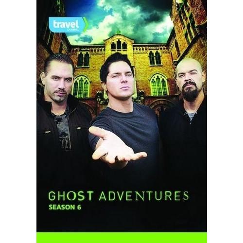 Ghost Adventures: Season 6 [6 Discs] [DVD]