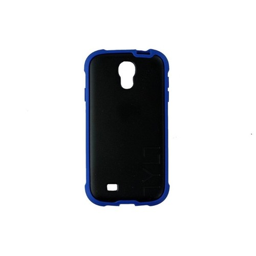 Case Mate Tylt Bumpr Black/Blue Case for Samsung Galaxy S4