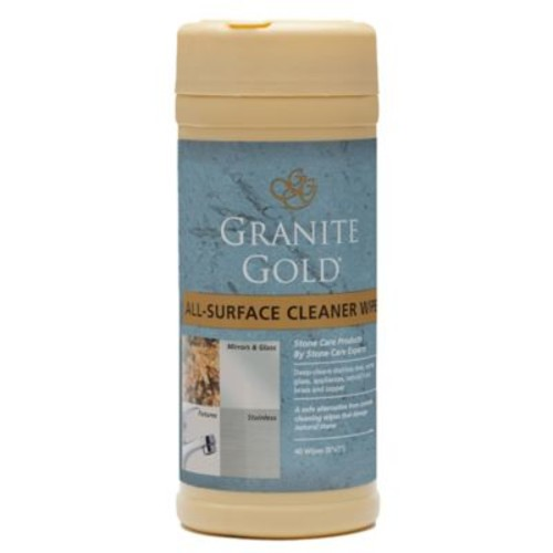 Granite Gold 40-Count All Surface Cleaner Wipes