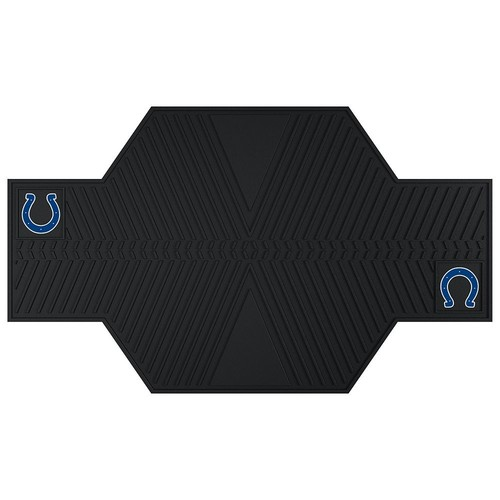 FANMATS NFL - Indianapolis NCAAts Motorcycle Utility Mat