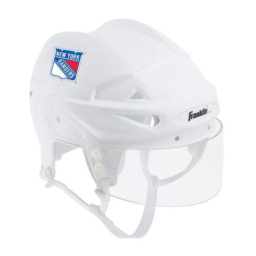 Franklin New York Rangers Mini Player Helmet