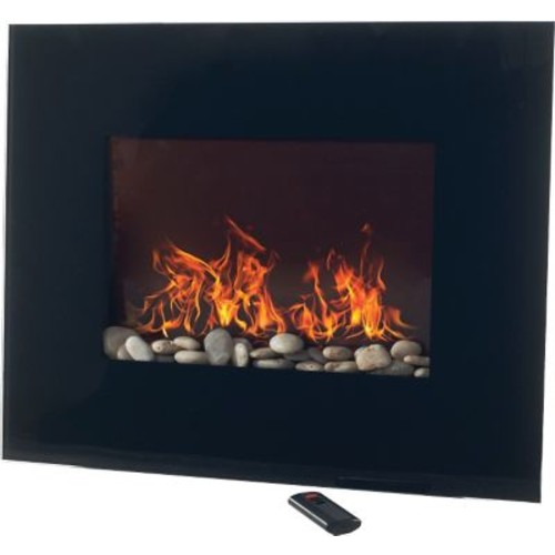 Northwest Electric Fireplace with Wall Mount and Remote, Assorted Finishes