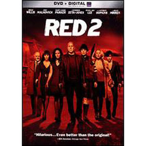 Universal Studios Home Ent. Red 2/DVD