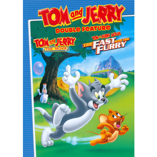 Tom and Jerry: The Movie/Tom and Jerry: The Fast and the Furry [2 Discs] [DVD]