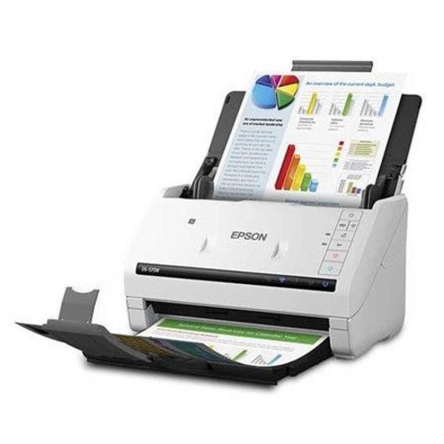 Epson WorkForce DS-575W Wireless Color Document Scanner