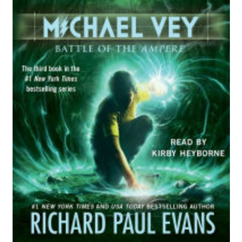 Battle of the Ampere (Michael Vey Series #3)