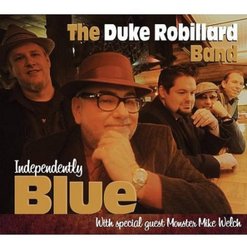 Independently Blue CD (2013)