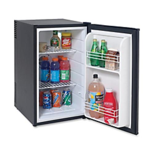 Avanti Midsize Compact Refrigerator, 29.25H x 17W x 20.5D, Black