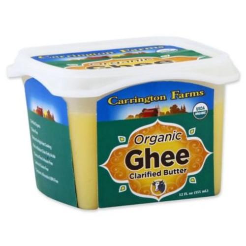 Carrington Farms 12 fl. oz. Organic Ghee Clarified Butter