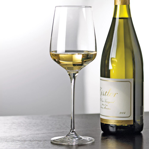 Wine Enthusiast Fusion Infinity White Wine Glasses (Set of 4)