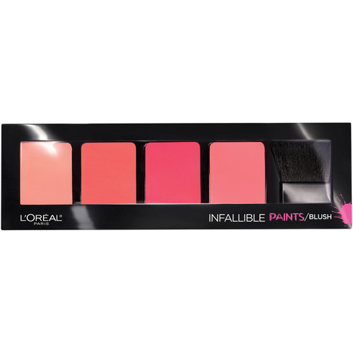 Infallible Paints Blush Palette