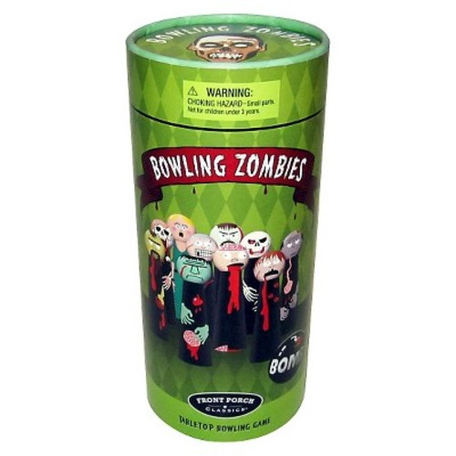 Front Porch Classics Bowling Zombies Game