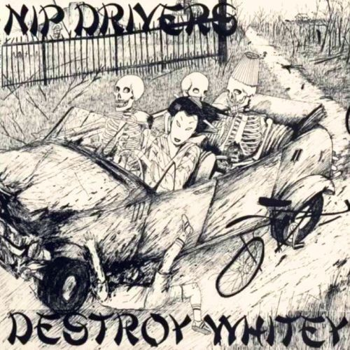Destroy Whitey [LP] - VINYL