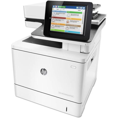 HP LaserJet Enterprise MFP M577f - multifunction printer