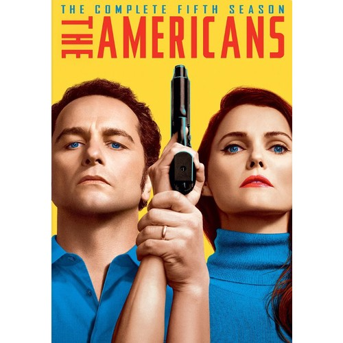 The Americans: The Complete Fifth Season [DVD]