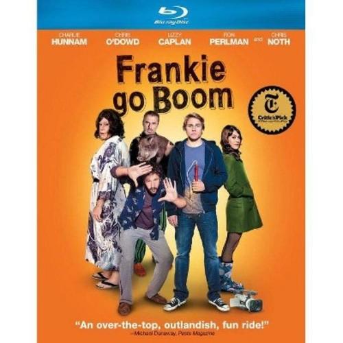 Frankie Go Boom (Blu Ray)