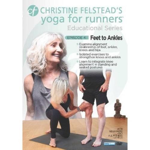Yoga For Runners:Educational Series 4 (DVD)
