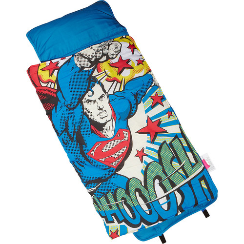 Wildkin Superman Woosh Nap Mat