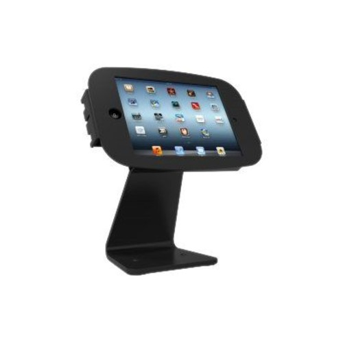 Compulocks All In One Space Enclosure Kiosk for iPad Mini Stand Padded