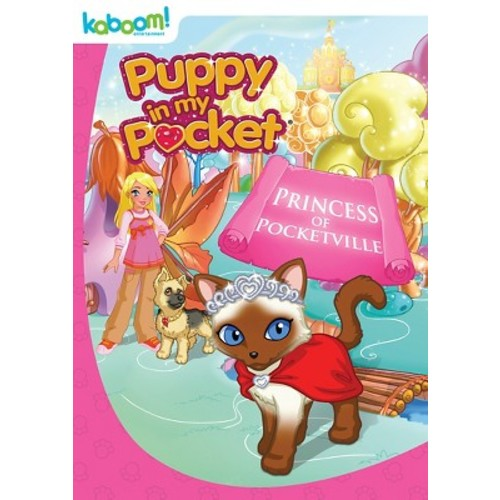 Puppy in my pocket:Princess of pocket (DVD)