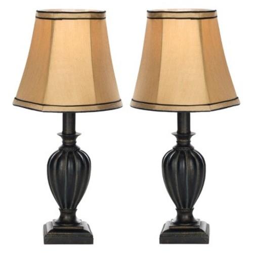 Safavieh Gemma Urn Lamp Set
