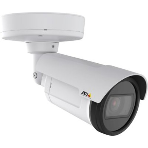 AXIS P14 Network Camera With Day/Night, White
