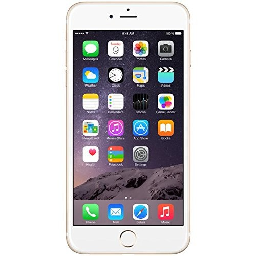 Apple - iPhone 6 Plus 16GB - Gold (AT&T)