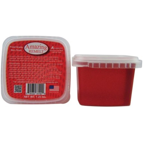 Amazing Remelt 1.25lb-Red