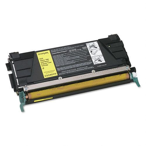 C5240YH Toner Cartridge, High-Yield, Yellow