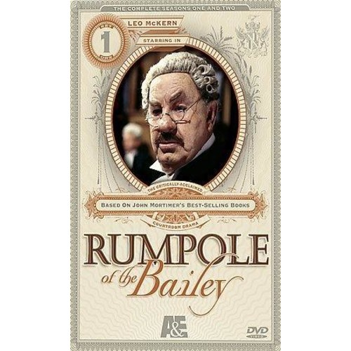 Rumpole of the Bailey: Set 1 - The Complete Seasons One and Two [4 Discs]