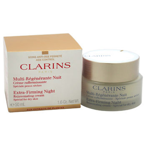 Clarins Extra-Firming Night Rejuvenation Cream, 1.6 oz.