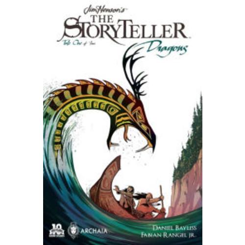 Jim Henson's Storyteller: Dragons #1