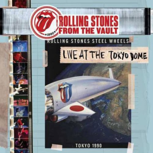 From The Vault: Live At The Tokyo Dome 1990 (DVD/2CD)