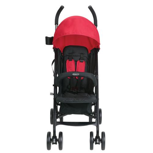 Graco(R) TraveLite(TM) Volt Lightweight Umbrella Stroller - Play/Red