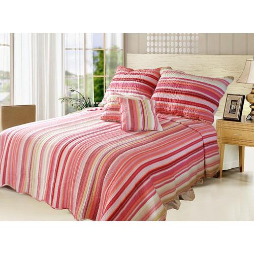 Stunning Stripe Quilt Set