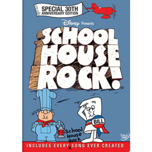Schoolhouse Rock!: Earth WSE DD2/DD5.1