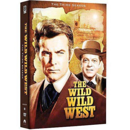 The Wild Wild West: The Third Season [6 Discs] [DVD]