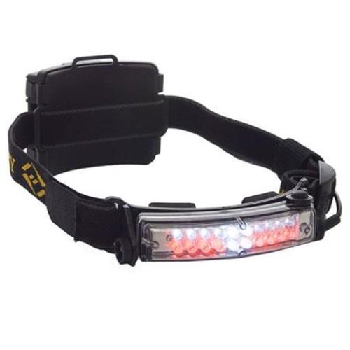 FoxFury Command 20 Tasker-Safety Headlamp with Elastic Strap, 40 Lumens 420-405