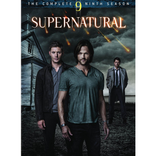 Supernatural: The Complete Ninth Season [6 Discs] [DVD]