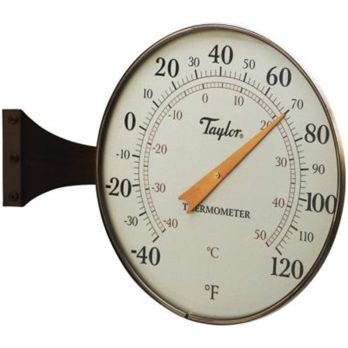 Taylor Precision Products 480BZN Heritage Collection Dial Thermometer (8.5