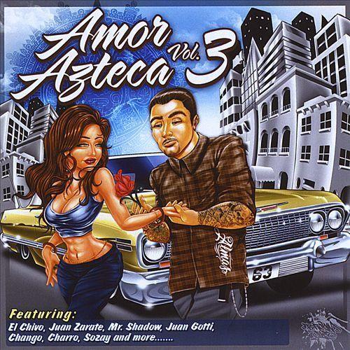 Amor Azteca, Vol. 3 [CD]