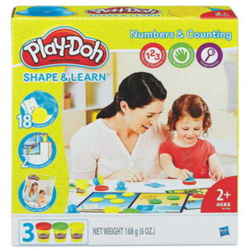 Play-Doh (Price/each)Play-Doh; Numbers & Counting