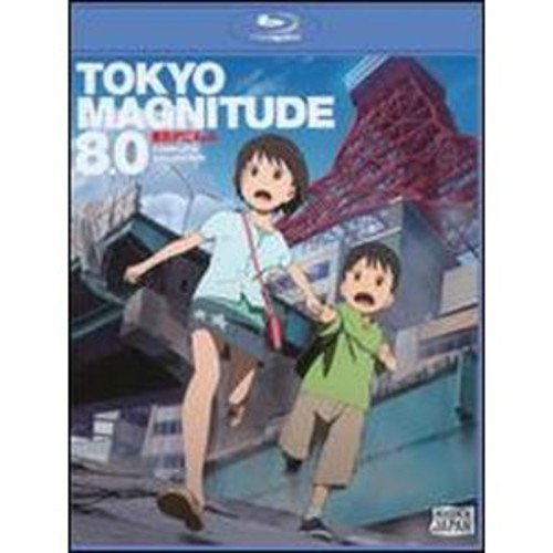 Tokyo Magnitude 8.0: Complete Collection [2 Discs] [Blu-ray]