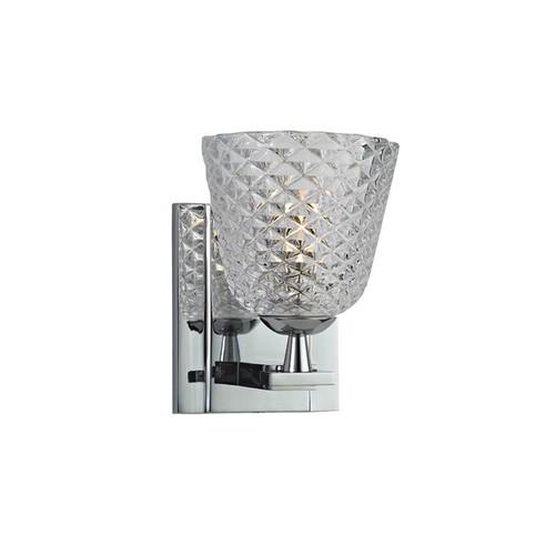 Hudson Valley Grafton 1-light Polished Chrome Bath And Vanity