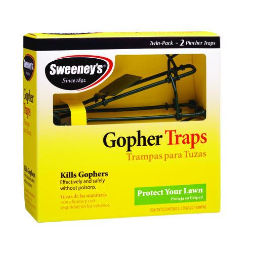 Sweeney's Gopher Trap