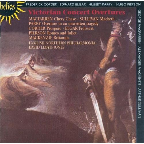 Victorian Concertovertures CD (2002)