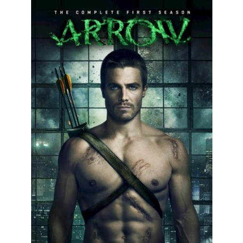 Arrow: The Complete First Season [5 Discs] [DVD]