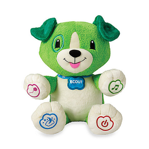 LeapFrog My Pal Scout Personalized Plush Learning Toy