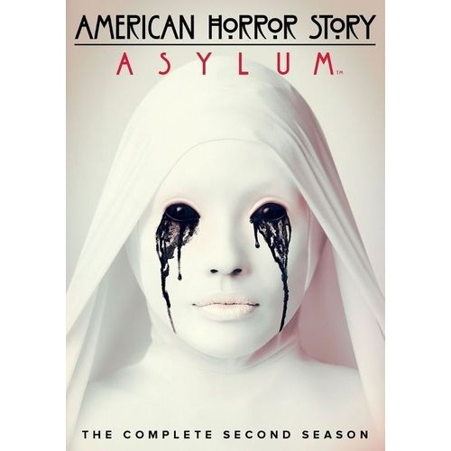 American Horror Story: Asylum: The Complete Second Season [DVD]